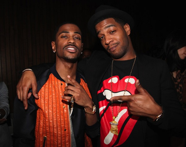 First Chain ft. Nas & Kid Cudi – Big Sean
