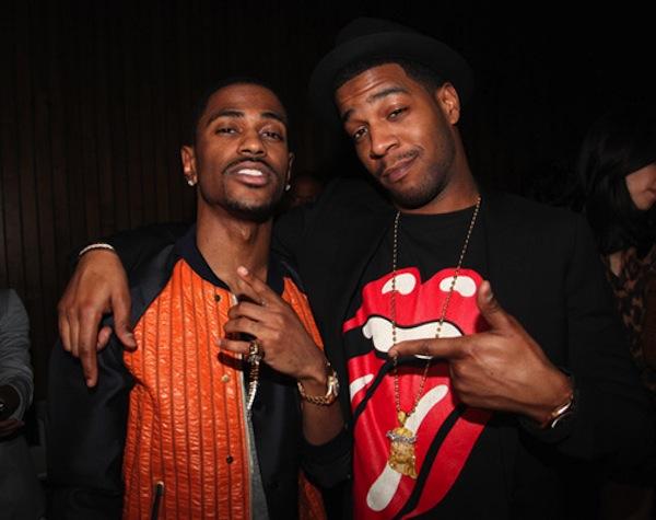 First Chain ft. Nas & Kid Cudi – Big Sean