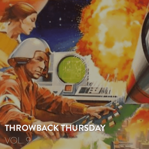 Throwback Thursday Vol.9