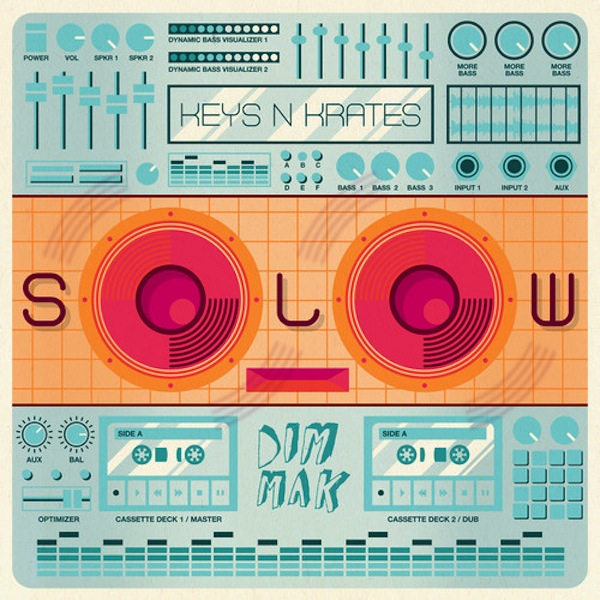 SOLOW EP – Keys N Krates