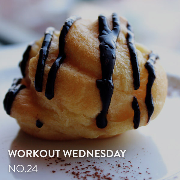 Workout Wednesday No.24
