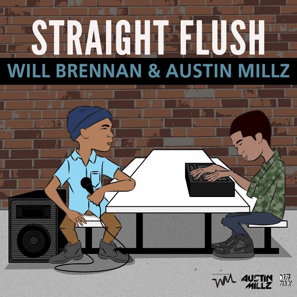 Get Up & Go – Will Brennan & Austin Millz