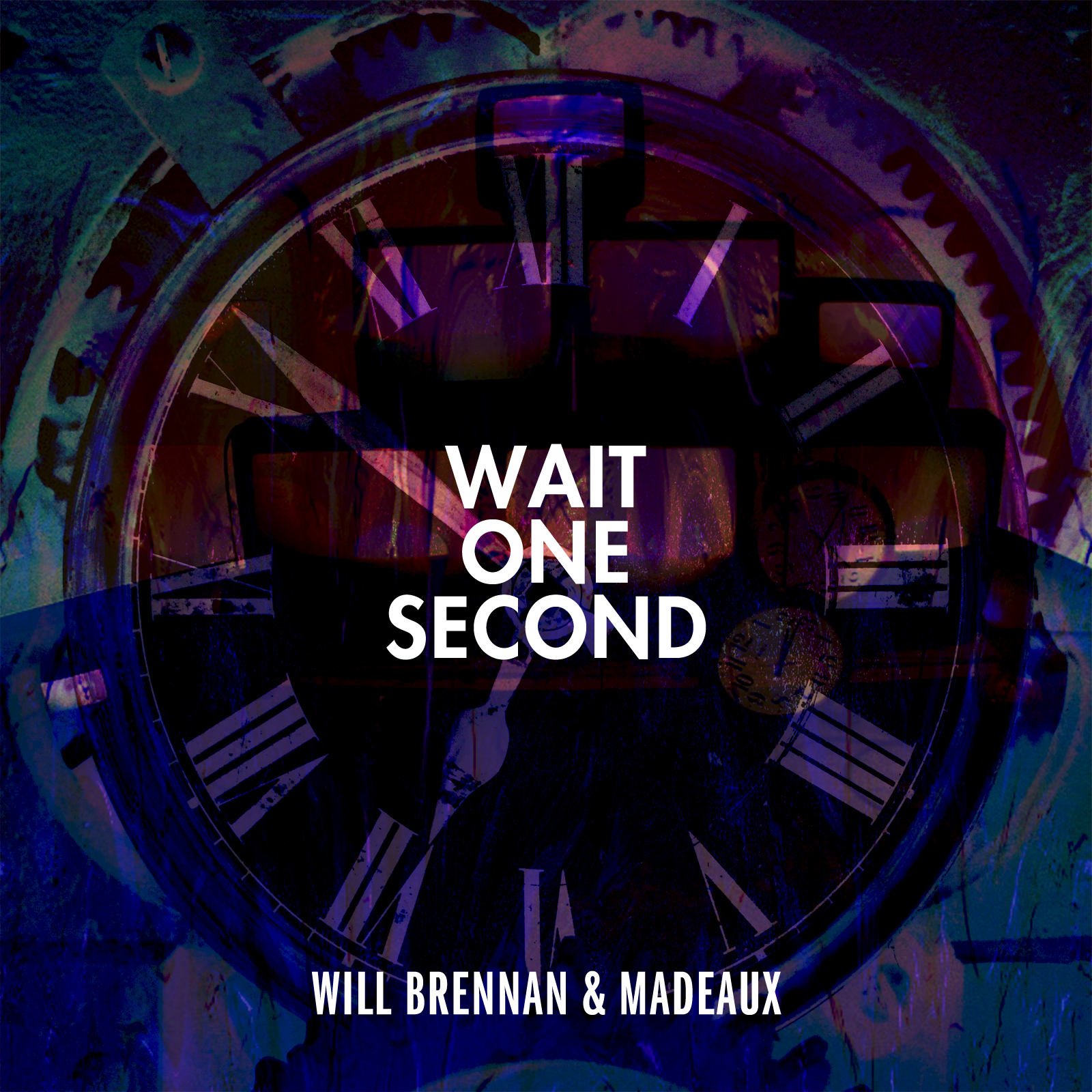 Wait One Second ft. Will Brennan – Madeaux