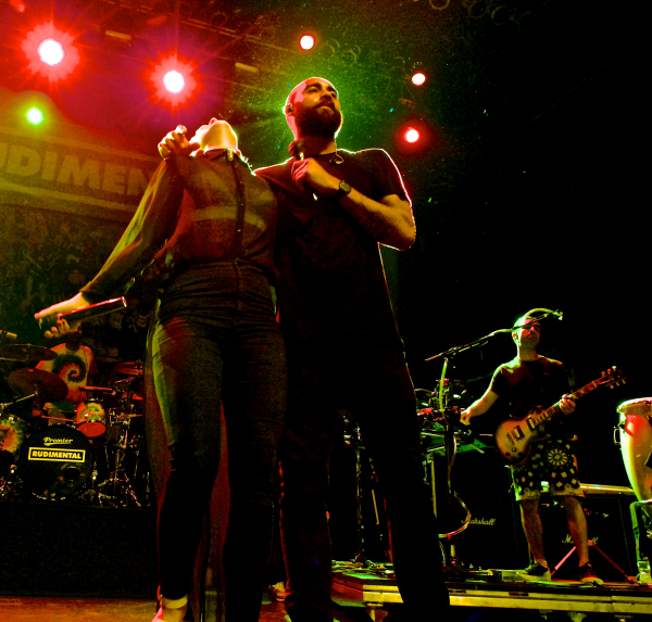 Artist and Show Review: Rudimental at Terminal 5, NYC